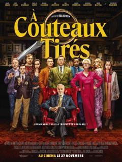 Film :  À COUTEAUX TIRÉS