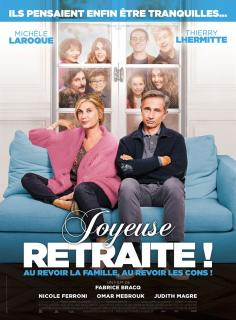Film : JOYEUSE RETRAITE !
