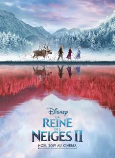 Film : La Reine des neiges 2