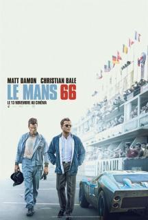 Film :  LE MANS 66