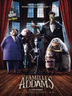 film  LA FAMILLE ADDAMS
