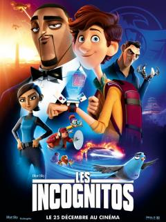 Film : LES INCOGNITOS