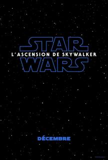 film  STAR WARS: L'ASCENSION DE SKYWALKER