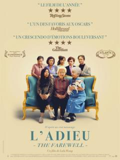 Film : L'ADIEU (THE FAREWELL)