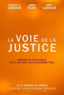Film :  LA VOIE DE LA JUSTICE
