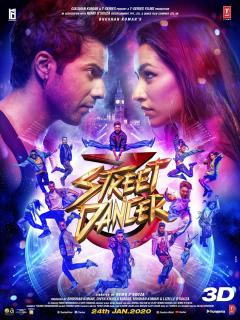 Film : STREET DANCER 3