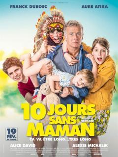 film  10 JOURS SANS MAMAN 85  megarama-casablanca