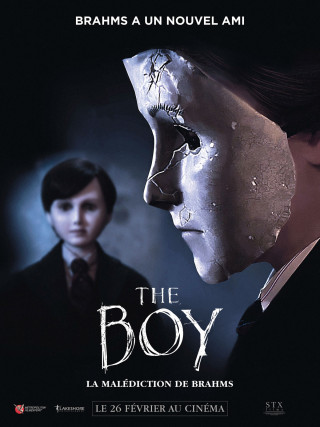 film The Boy : la malédiction de Brahms maroc
