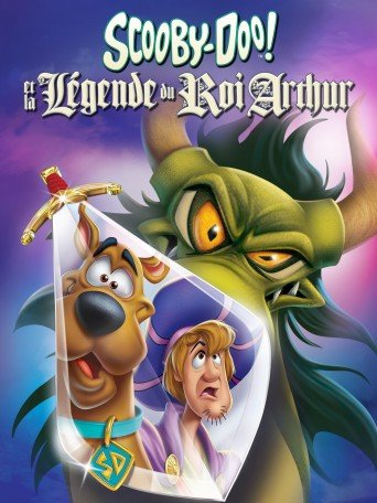 Film : Scooby-doo! et la légende du roi arthur