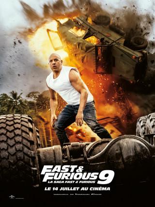film Fast & furious 9 maroc