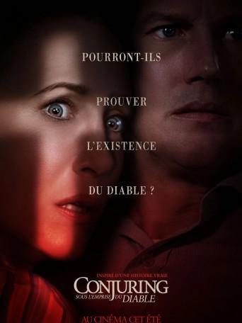film Conjuring 3 : sous l'emprise du diable