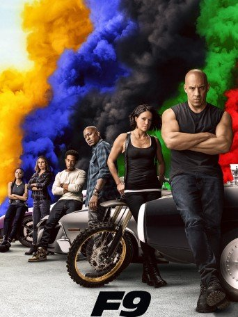 Film : Fast & furious 9