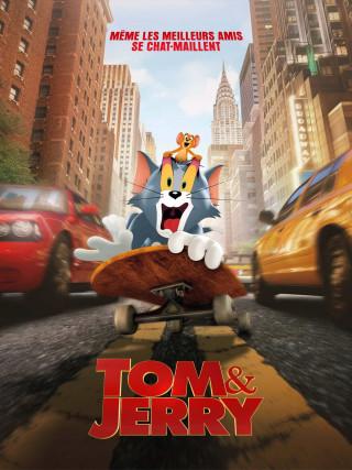 film Tom et jerry megarama-casablanca