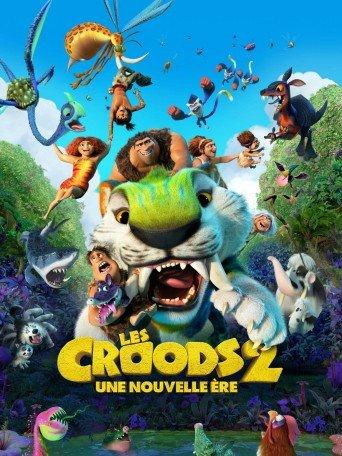 film Les croods 2 : une nouvelle ère