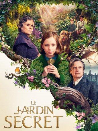 film Le jardin secret