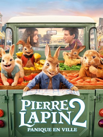 film Pierre lapin 2