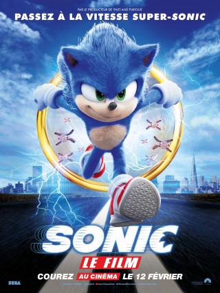 film Sonic, le film