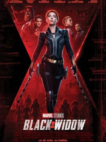 film Black widow maroc