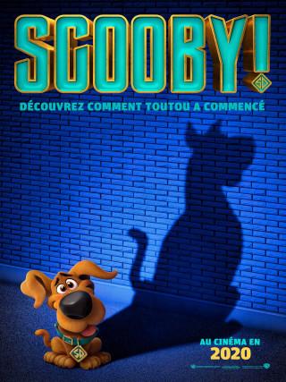 film Scooby ! maroc
