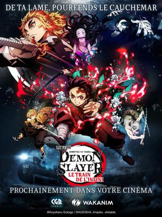 film Demon slayer - kimetsu no yaiba - le film : le train de l'infini