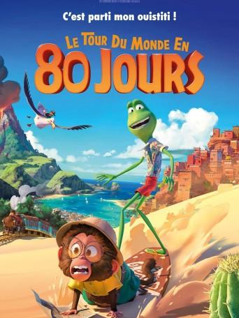 film Le tour du monde en 80 jours maroc