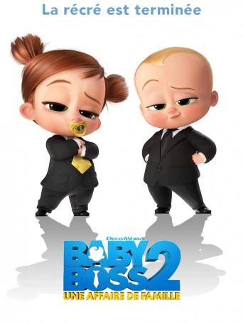 film Baby boss 2 : une affaire de famille