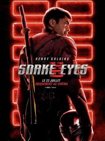 film Snake eyes : g.i. joe origins maroc