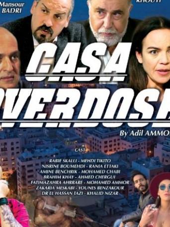 film Casa overdose megarama-marrakech