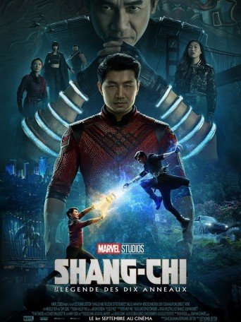 film Shang-chi et la légende des dix anneaux