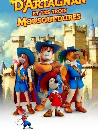 film D'artagnan et les trois mousquetaires megarama-marrakech