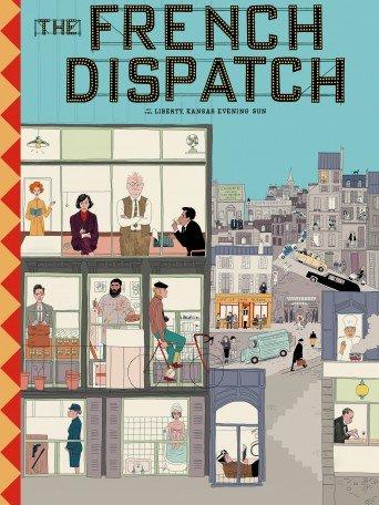 film The french dispatch maroc