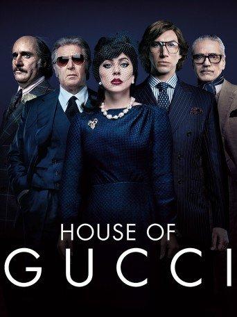 film House of gucci maroc