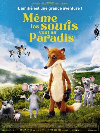 film Même les souris vont au paradis maroc